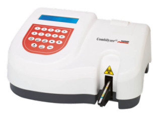 Экспресс-анализатор мочи Combilyzer 13, HUMAN GmbH (Germany)